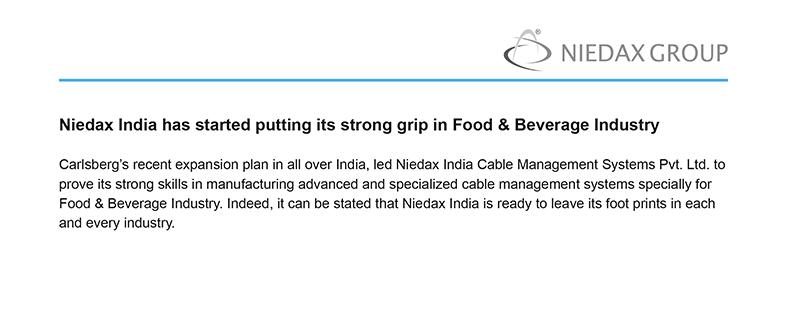 Products Niedax India